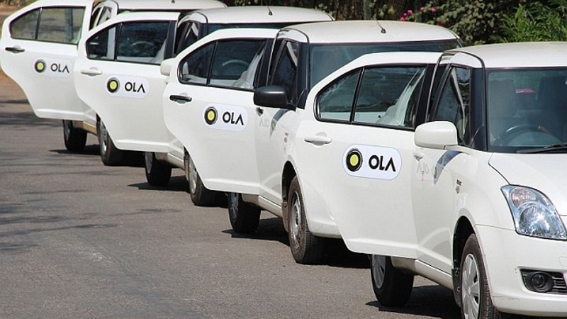 Ola Guardian Real-Time Ride Monitoring System Unveiled for Passenger Safety