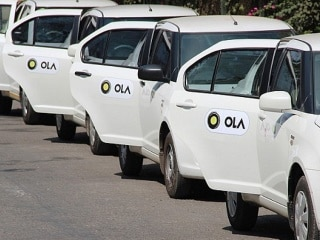 Uber, Ola Tie-Up With AAI, Make Booking a Cab at Airports Easier