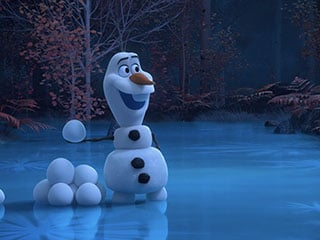 Disney Launches At Home with Olaf, a Series of Frozen Shorts Made at Home in Lockdown