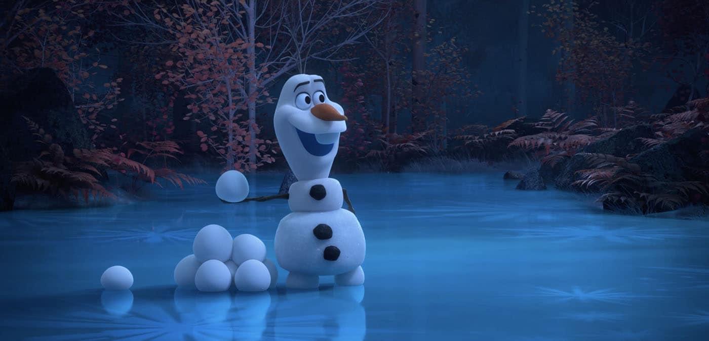 Disney ra mắt tại nhà với Olaf, một loạt quần đông lạnh tự làm tại Lockdown 3