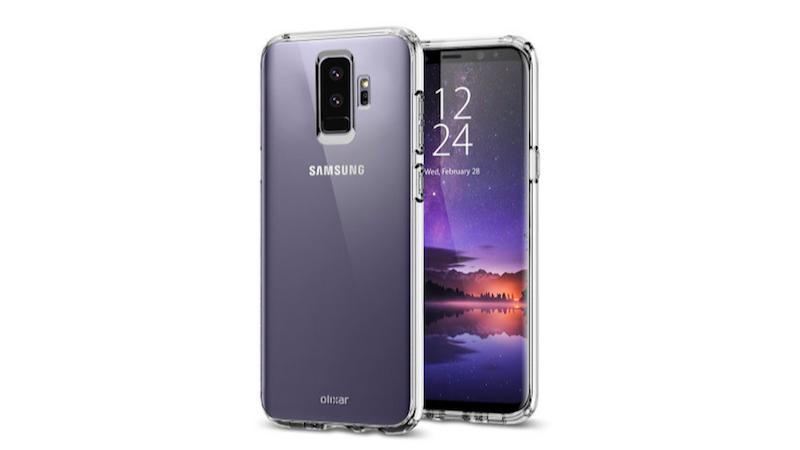 olixar samsung galaxy s9 Samsung