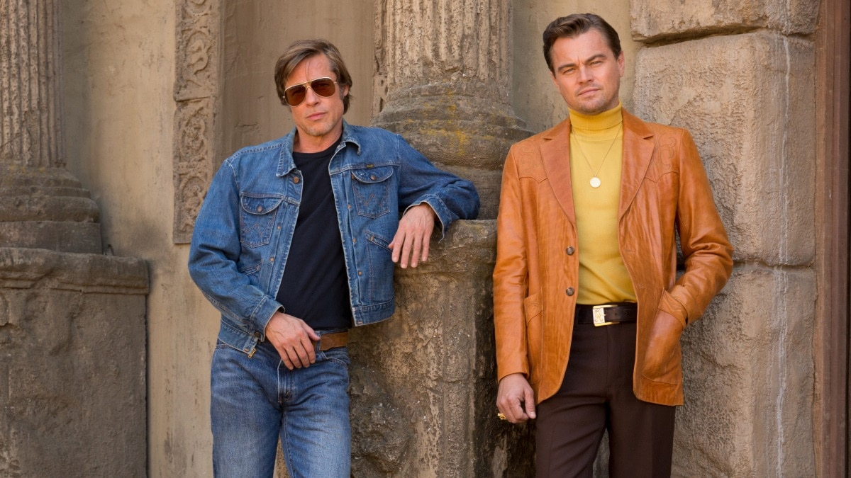 Once Upon a Time    in Hollywood, Quentin Tarantino Movie