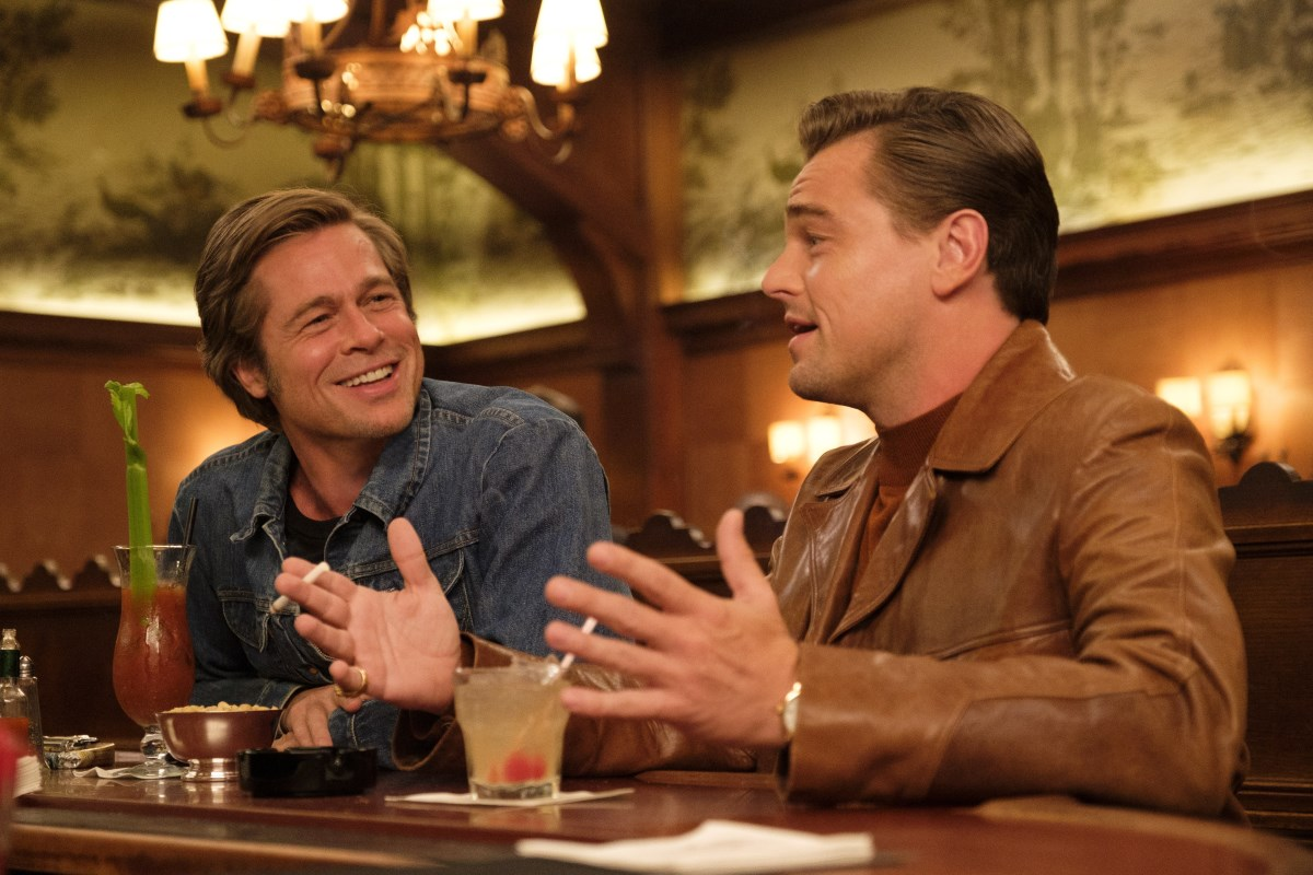 once upon a time in hollywood Once Upon a Time in Hollywood