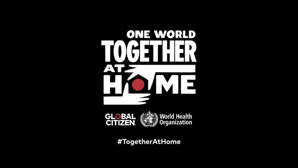 Virtual Mega-Concert Featuring Stones, Swift Celebrates Health Workers