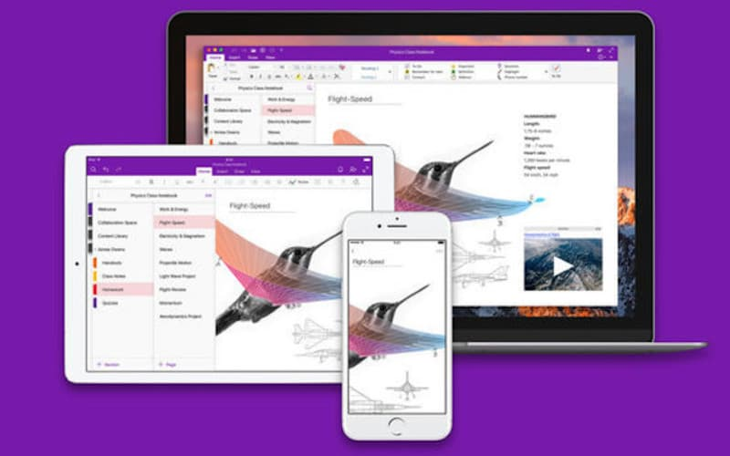 Microsoft OneNote for iOS Gets a Major Update; Brings Visual Changes and Improved UI