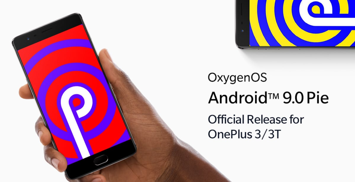 OnePlus 3T, OnePlus 3 Update Brings Android Pie-Based OxygenOS 9.0.2 to the Smartphones