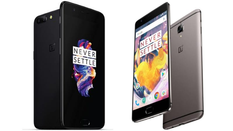 OnePlus 5 vs OnePlus 3T: These Are the New Features