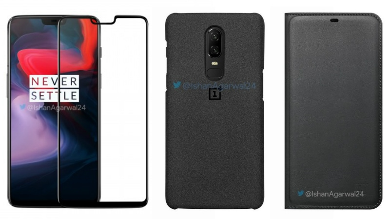 OnePlus 6 Accessories Leak Ahead of Today's Launch With Prices