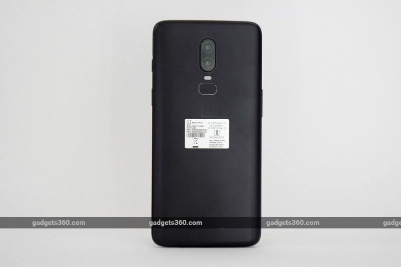 OnePlus 6 Open Sale Begins on Amazon India; Also Available at Croma Stores