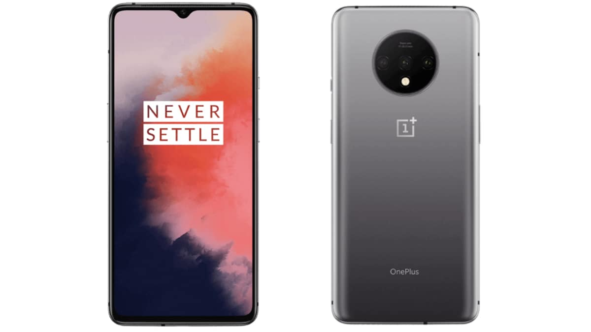 OnePlus 7T, OnePlus 7T Pro Renders Leak Hours Before Official Launch
