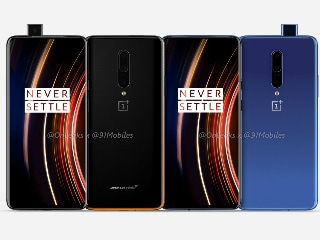 OnePlus 7T Pro, McLaren Edition Renders Leaked; Tipped to Pack 4,080mAh Battery, Snapdragon 855+ SoC, and Android 10