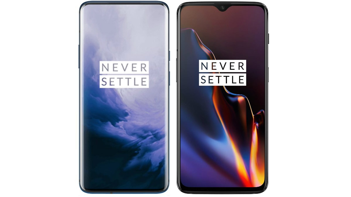 OnePlus 7 Pro vs OnePlus 6T: Price in India, Specifications