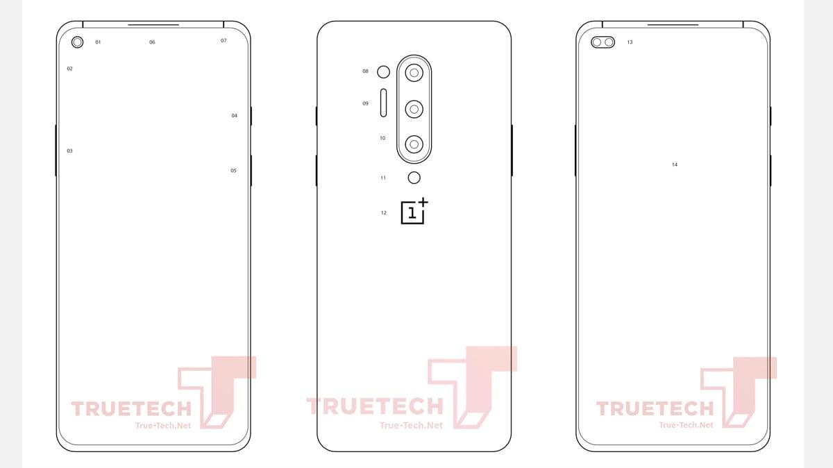 সামনে এল ডিজাইন, এটাই নতুন OnePlus 8 Pro?