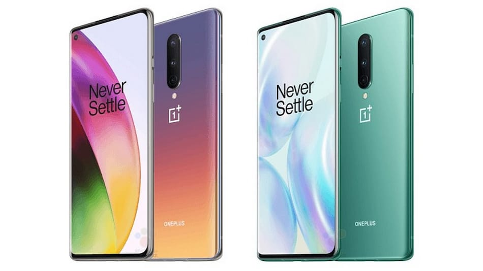 OnePlus 8 Pro, OnePlus 8 Price Leaked Ahead of April 14 Launch