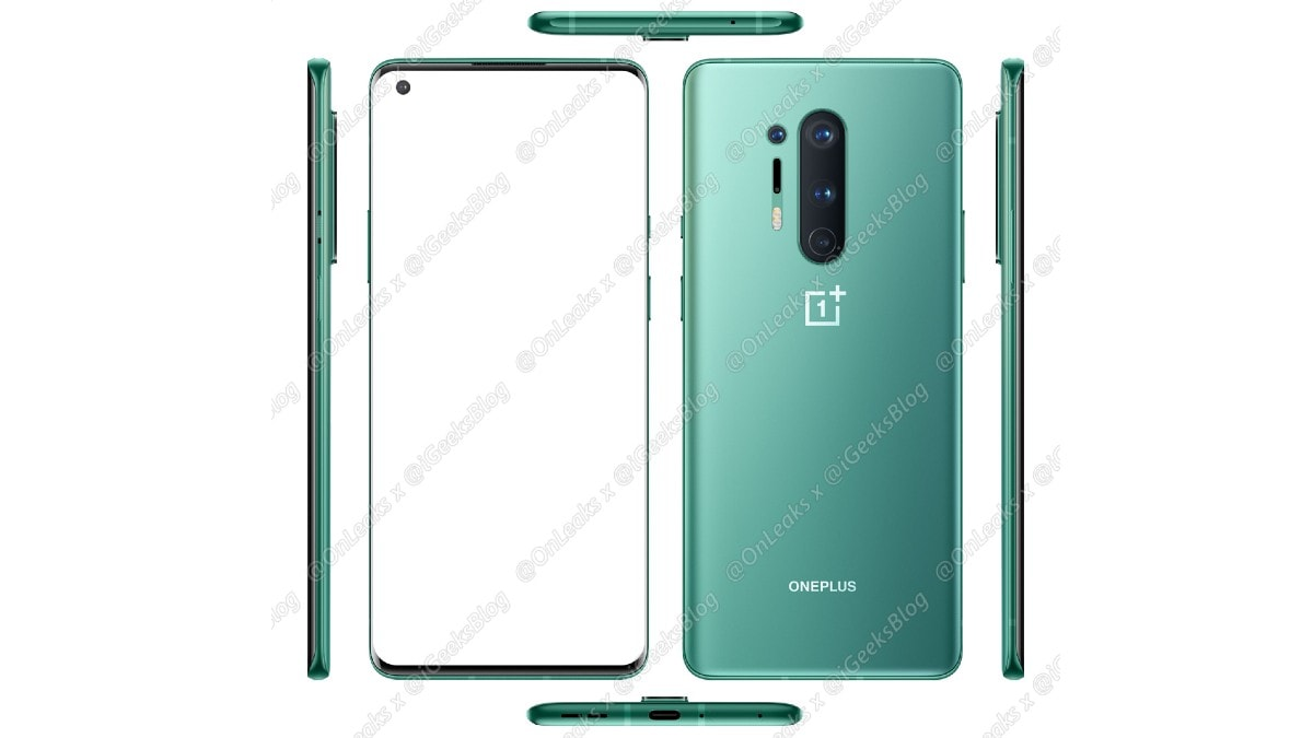 Ahead of launch, leak reveals full specifications of OnePlus 8-series