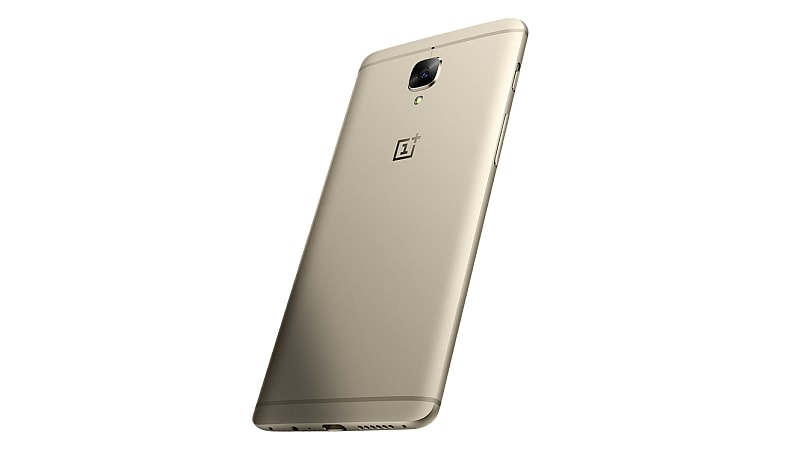 OnePlus 3 Soft Gold Variant India Launch Set for First Week of October