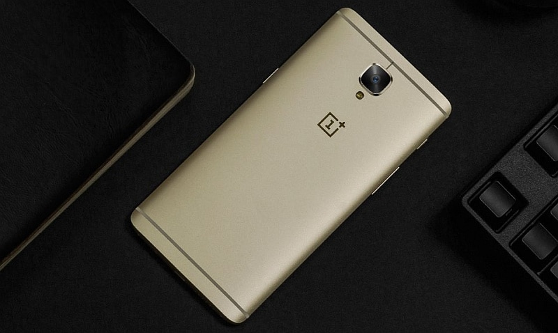 OnePlus 3 Soft Gold Variant India Launch Set for Saturday