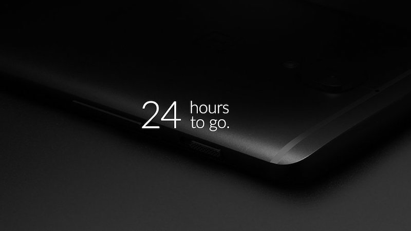 OnePlus 3T Black Colour Variant Teased Once Again, Reveal Set for Tonight