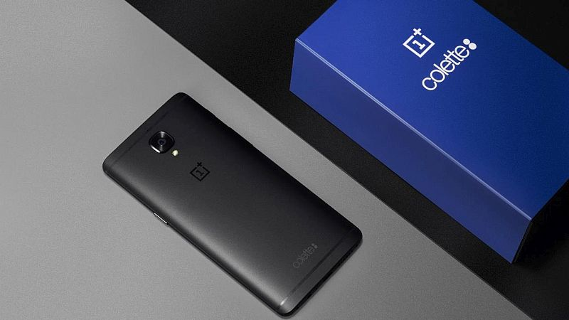 oneplus 3t black colette limited edition launched ndtv