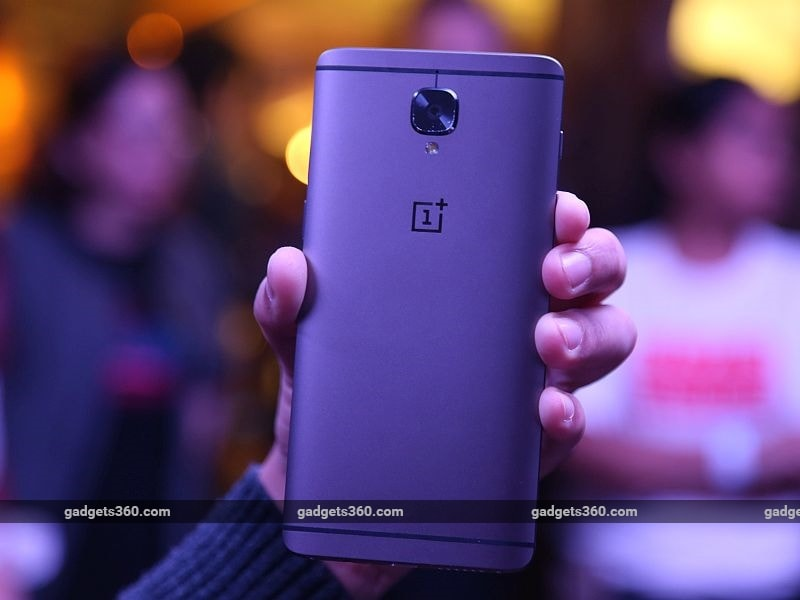 oneplus 3t rear gadgets360 OnePlus 3T Back