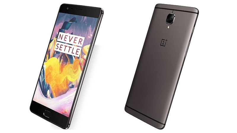 OnePlus 3T India Launch Set for Today