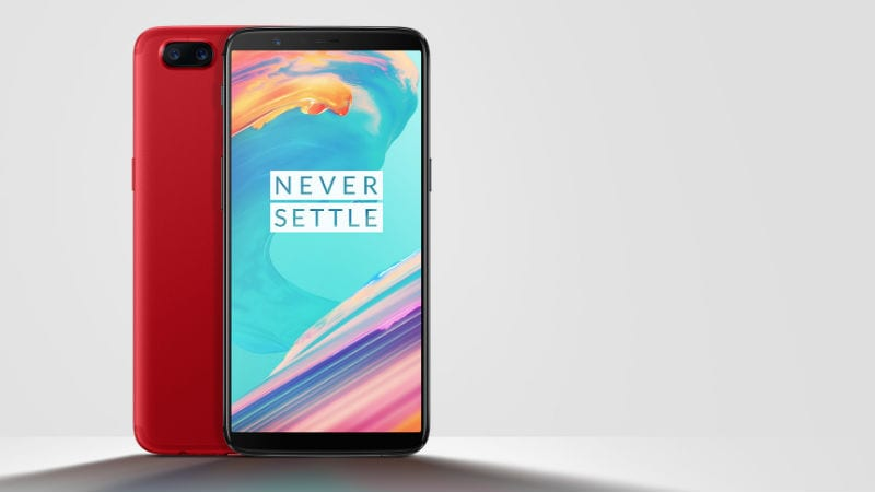 OnePlus 5T is now available in Lava Red (but only in India)