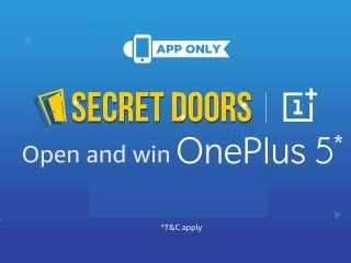 Amazon India Opens Contest With OnePlus 5 as the Prize