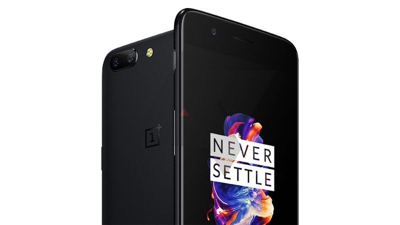 OnePlus 5 Price in India Leaked, Top Model Said to Cost Rs. 37,999