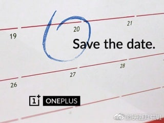 OnePlus 5 Screenshot Appears to Confirm Display Resolution, June 20 Launch Tipped