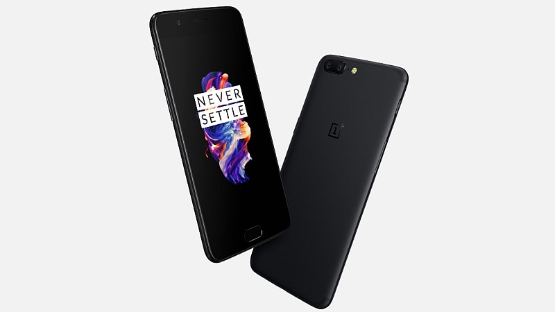 OnePlus 5T Specifications Leaked Via New AnTuTu Screenshot, Hinting at Android Oreo Out of the Box