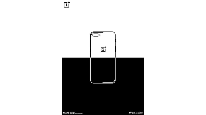 OnePlus 5 Leaked Teaser Shows Horizontal Dual Rear Camera Setup