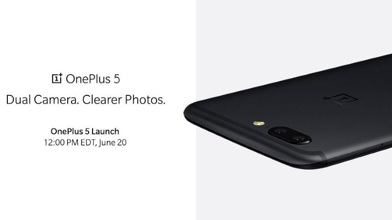 OnePlus 5 दिखने में है iPhone 7 Plus जैसा, टीज़र से खुलासा