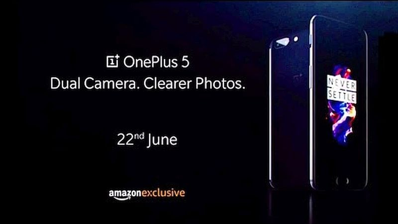 OnePlus 5 Crosses 5.25 Lakh Registrations in China, TV Ad Outs Phone Ahead of Launch