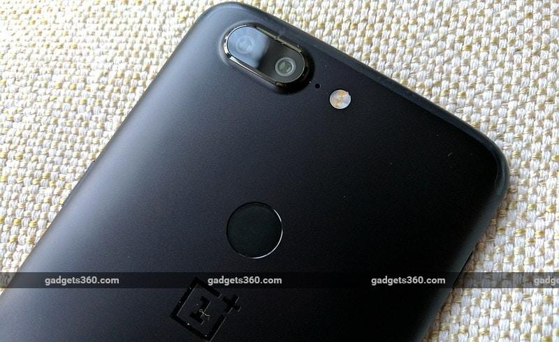 oneplus 5t camera fingerprint sensor OnePlus 5T