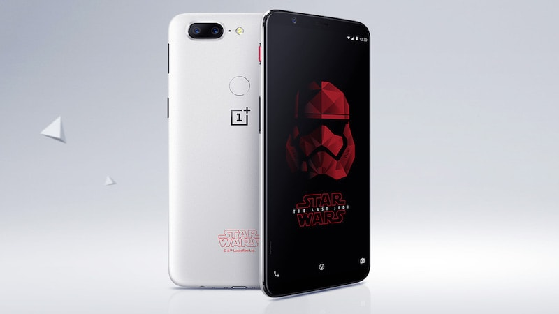 OnePlus 5T Star Wars Limited Edition Set to Launch in India Today