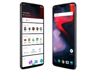 OnePlus 6 Android P Beta Update Brings Fixes, Along With Support for Dual Cameras, Full Screen Gestures, and More