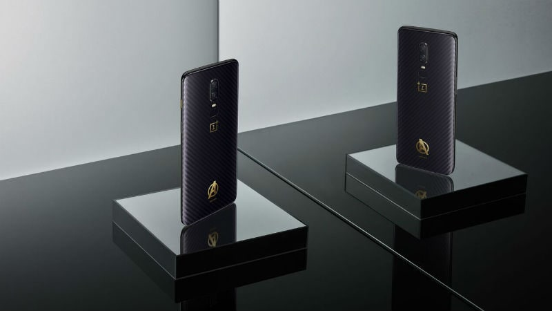 OnePlus 6 Marvel Avengers Limited Edition Last Units to Go on Sale in India Today