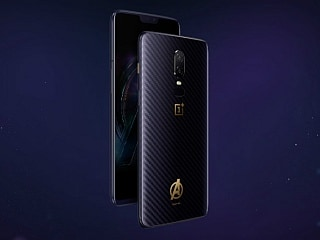 OnePlus 6 Marvel Avengers Limited Edition Launched Alongside Regular Variants in China: Price, Features