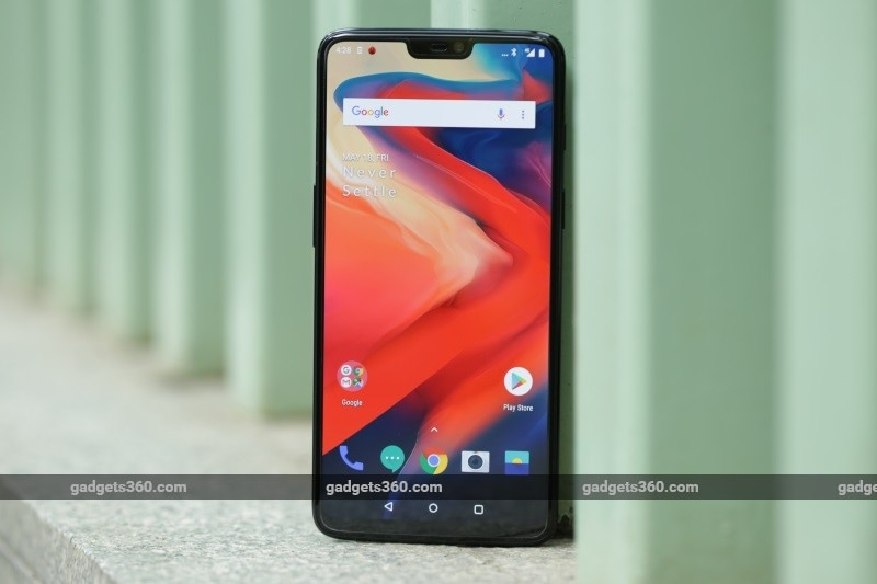 OnePlus 6 Next Update to Fix Reported Issues, Introduce Battery Percentage