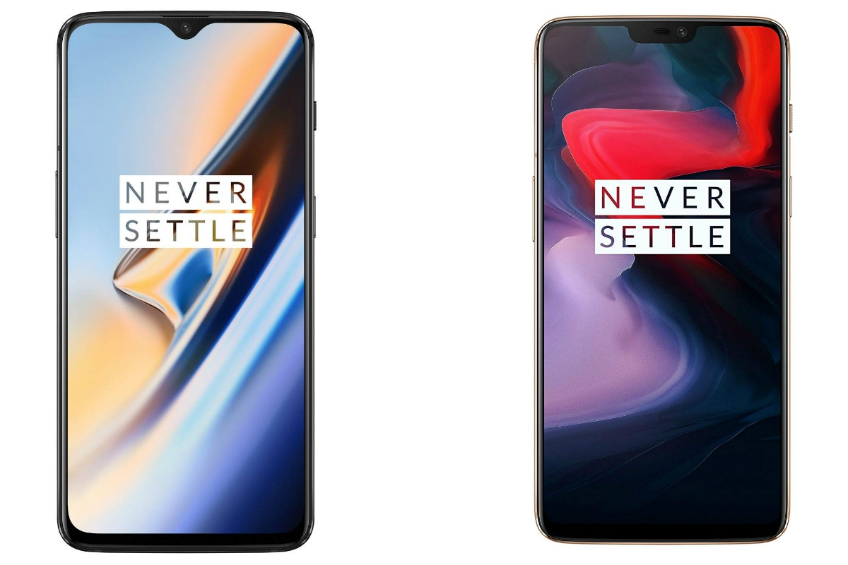OnePlus 6, OnePlus 6T Start Receiving New OxygenOS Updates