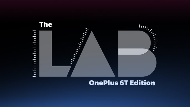 OnePlus 6T Lab Community Review Programme Announced; In-Display Fingerprint Scanner Teased Again
