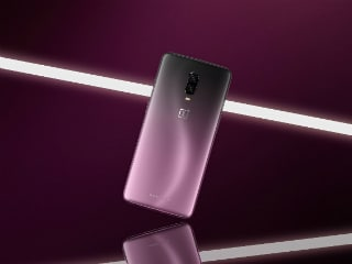 OnePlus 6T Thunder Purple Variant With Gradient Finish Launched in India