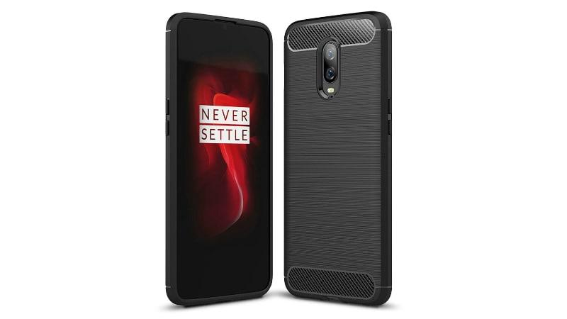 OnePlus 6T Cases Go on Sale; Suggest Vertical Dual Rear Camera Setup, No Cutout for Fingerprint Sensor