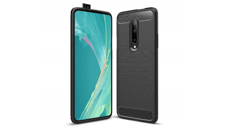 OnePlus 7 case renders highlight notch-less design, pop-up selfie camera