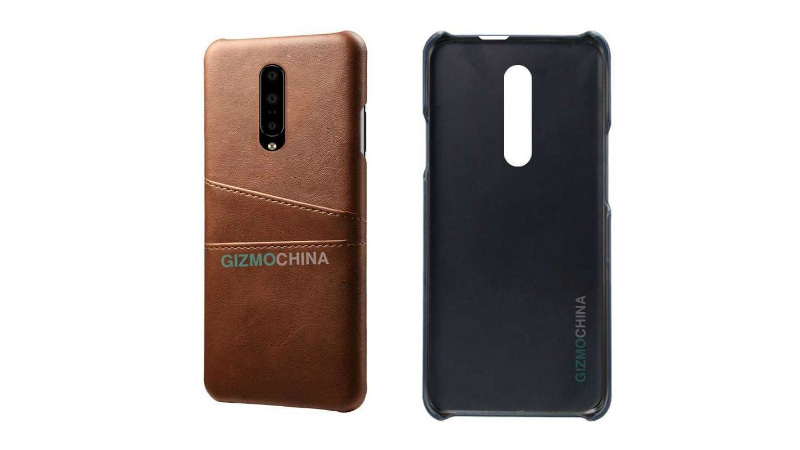 OnePlus 7 Alleged Case Renders Surface, Show Pop-Up Selfie Camera and Triple Rear Camera Setup