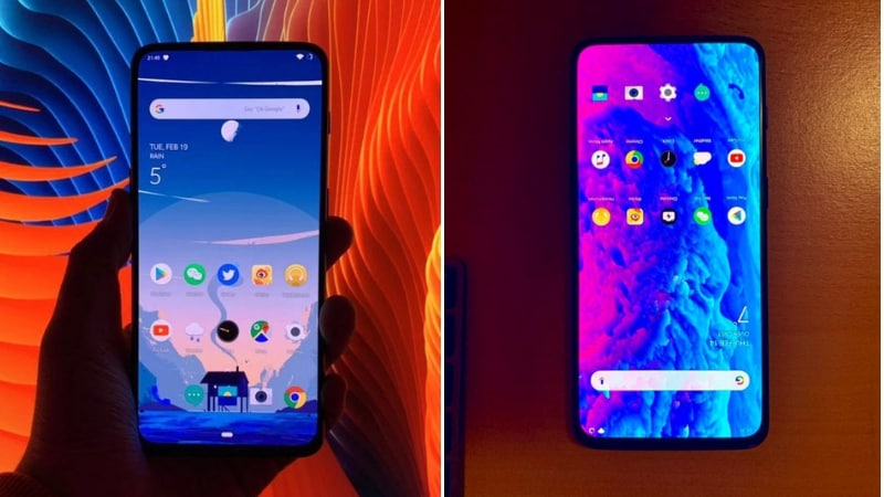 OnePlus 7 Purported Photos Surface Online, Hint at Pop-Up Selfie Camera