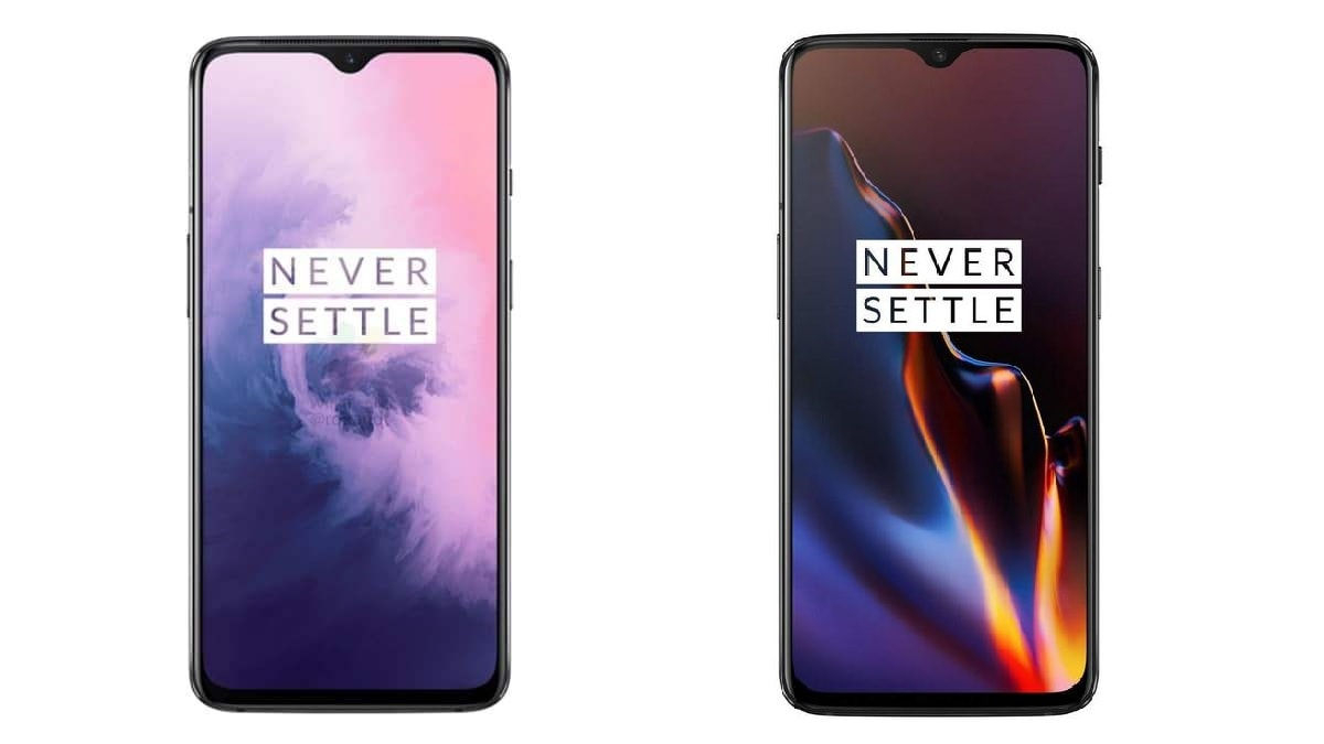 OnePlus 7 vs OnePlus 6T: Price in India, Specifications Compared
