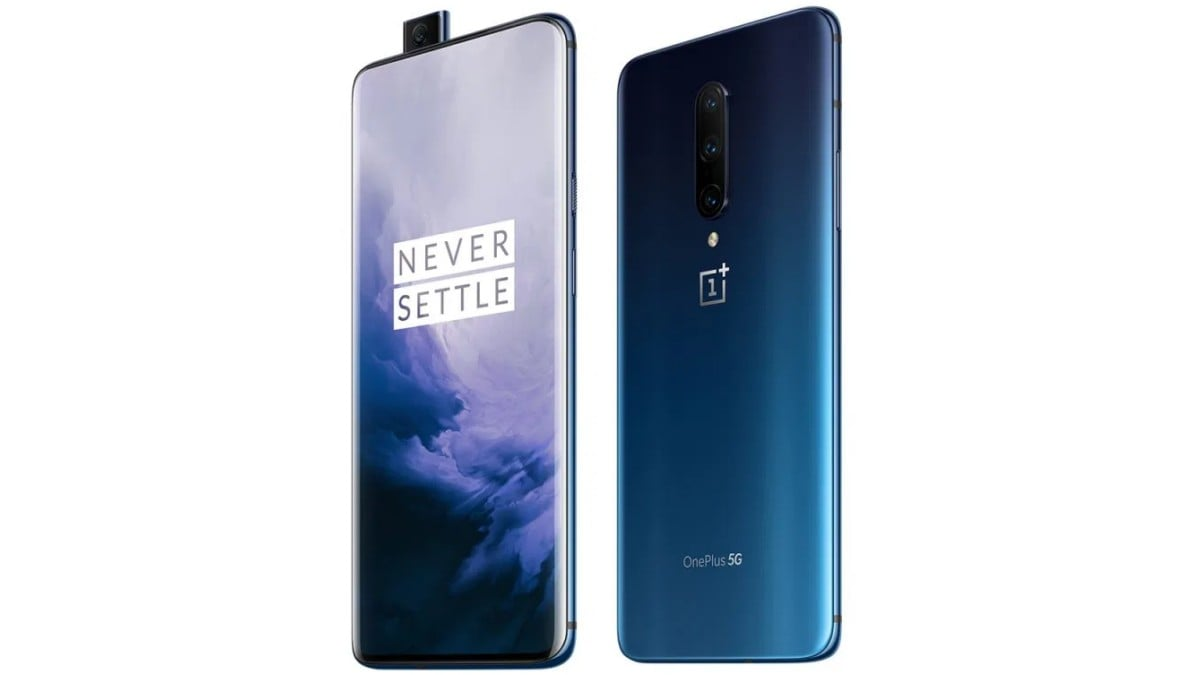 OnePlus 7 Pro 5G to Receive Its Android 10 Update in First Quarter of 2020