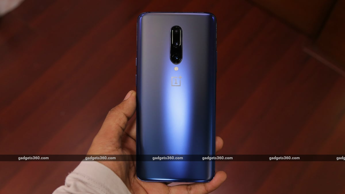 oneplus 7 pro back gadgets 360 oneplus
