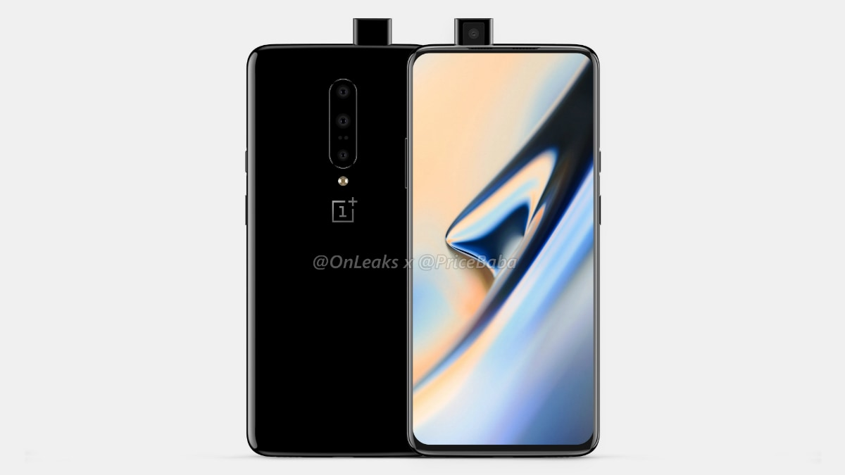 OnePlus 7 Pro Price in India Said to Start at Rs. 49,999
